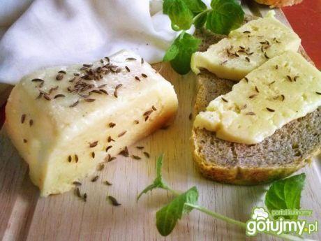 Domowy ser smażony