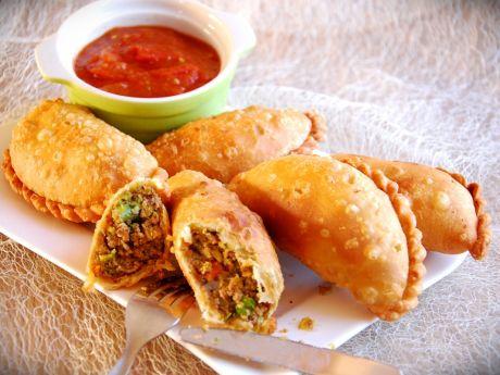 Empanadas - meksykańskie pierożki