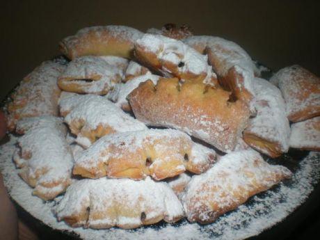 Grzebyczki z ciasta półfrancuskiego