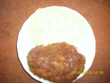 >>kotlety ryżowo-pieczarkowe<<