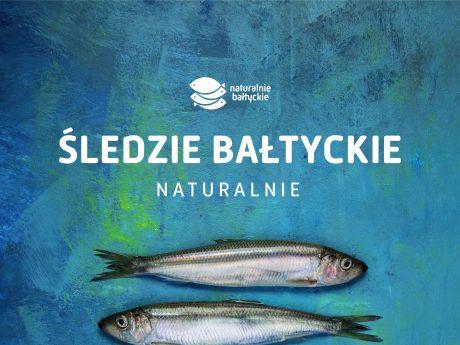 """Książka """"Śledzie Bałtyckie. Naturalnie"""""""