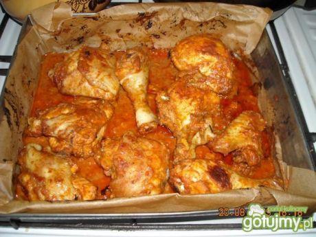 kurczak tandoori bez pieca tandoori :)