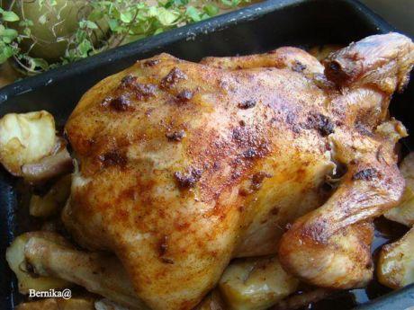 Kurczak wg Gesler