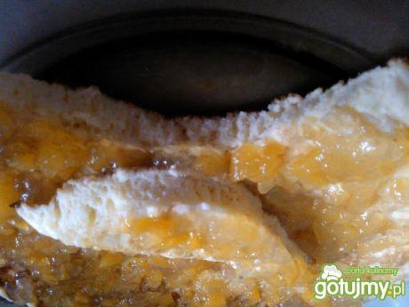 Omlet z bananem bez maki