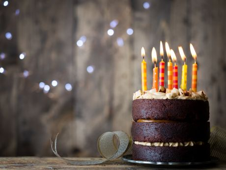Prezenty urodzinowe!