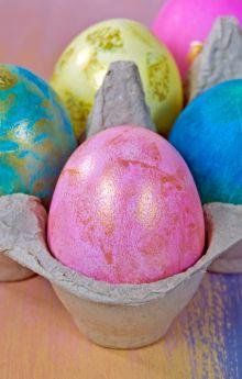 Metody zdobienia jajek