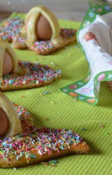 Scarcelle - wielkanocne ciasteczka