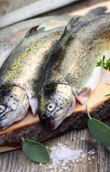 Jak szybko rozmrozić rybę?