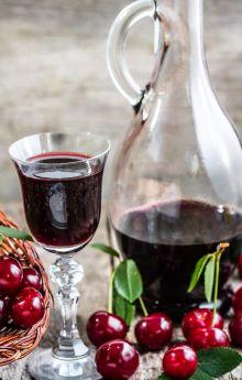 Jak zrobić wino z czereśni?