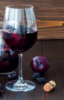 Jak zrobić wino z jeżyn?