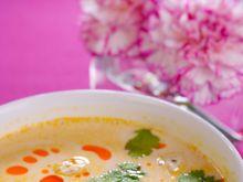 Tajska zupa Tom Kha Kai