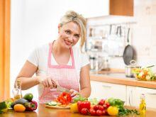 10 zasad zdrowego gotowania