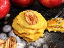 3-składnikowe placki z jabłka (paleo, bez mąk)