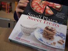 Recenzja książki - Small Plates Sweet Treats