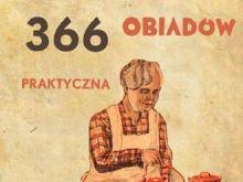 366 Obiadów - praktyczna książka kucharska