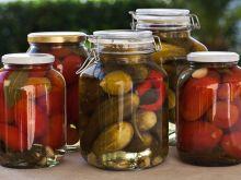 Zalewy do marynowanych warzyw, owoców i grzybów