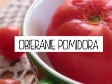 Jak obrać pomidora ze skórki?