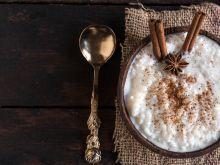 Jak ugotować ryż na mleku?
