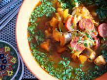 Zupa z mięsa