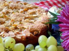 Ciasto winogronowe
