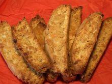 Waniliowe biscotti