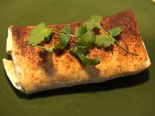 Tajskie burrito
