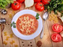 Jak zrobić pomidorową z rosołu?
