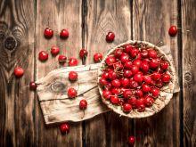 Ile kalorii mają czereśnie?