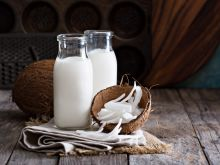 Co zrobić z mleka kokosowego?