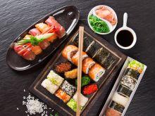 Sushi - minimalizm w wielu formach!