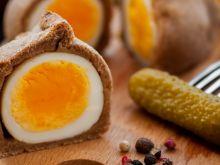 Kokurki - jajka w cieście żytnim