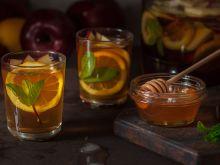Mrożona herbata jabłkowa (dla dorosłych)