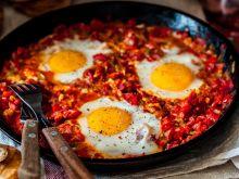 Szakszuka - jajka w pomidorach