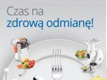 Akcja promocyjna Zelmer - Czas na zdrową odmianę