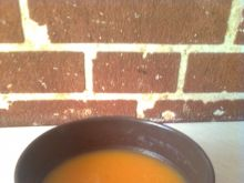 aksamitna zupa z dyni