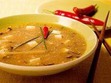 Aksamitna zupa z lasu