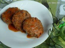 A'la gołąbki z pekinką i soczewicą (bez zawijania)