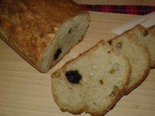 Amarantusowy chlebek na miodzie