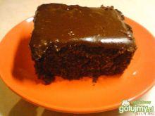 Amerykańskie ciasto czekoladowe