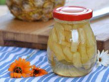 Ananas w marynacie