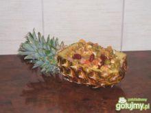 Ananasowa sałatka :-)