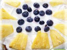 Ananasowe słoneczko