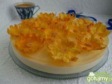 Ananasowiec w kwiatach