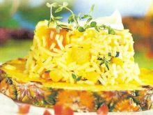 Ananasowy przysmak