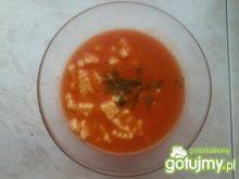 apetyczna zupa pomidorowa