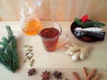 Aromatyczna herbata z kardamonem