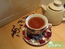 Aromatyczna herbatka