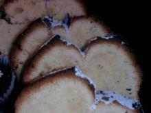 Aromatyczne ciasto cytrynowe