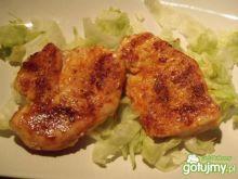 Aromatyczne plastry z kurczaka