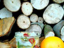 Aromatyczne śledzie z pomarańczą i chilli